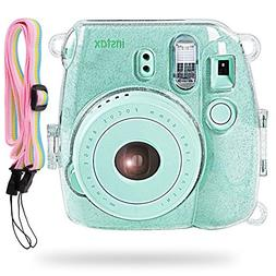 Katia Camera Case Bag Compatible for Fujifilm Instax Mini 9