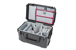SKB Cases iSeries 3i-2213-12 Case with Think Tank Video Divi