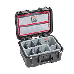 SKB Cases iSeries 1309-6 Case with Think Tank Dividers & Lid