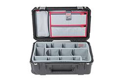 SKB Cases iSeries 3i-2011-7 Case with Think Tank Photo Divid