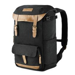 K&F Concept Large Capacity Camera Backpack Bag for Canon Nik