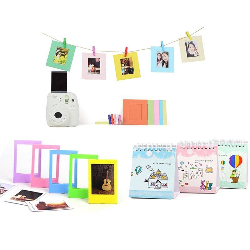 12 in <font><b>Camera</b></font> <font><b>Bag</b></font> Fujifilm Instax <font><b>Bag</b></font> Case Protector Filter+Album+Sticker+Other Accessories
