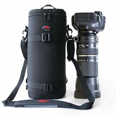 14 5x35cm thick strong lens pouch case