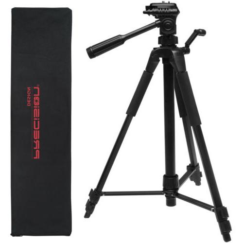 Camera Backpack with Tripod