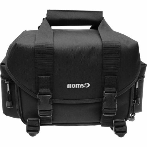 Canon 2400 Digital SLR Camera Case Gadget Bag Kit for Rebel