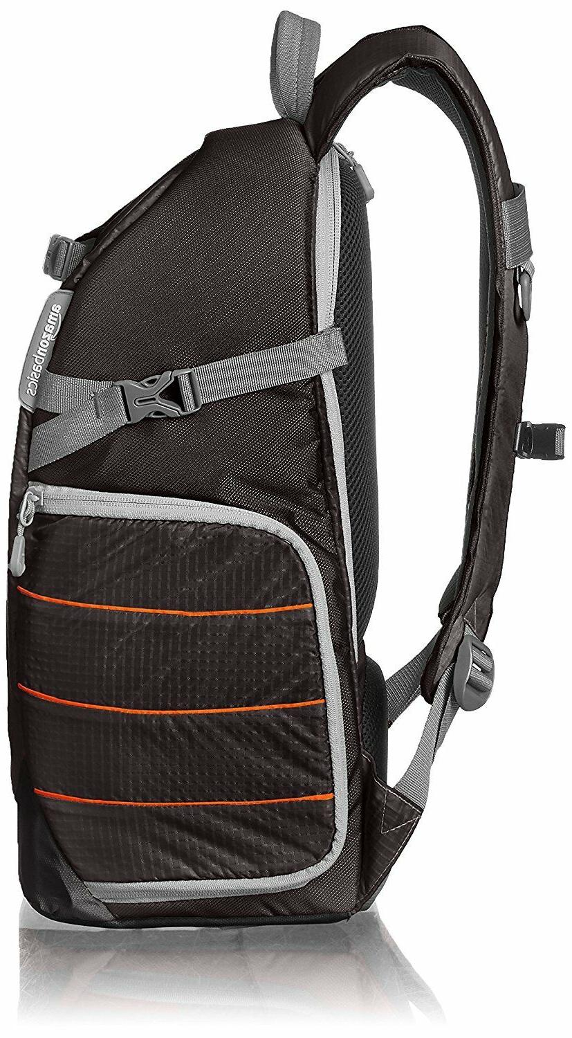AmazonBasics Accessories Lenses Backpack Bag