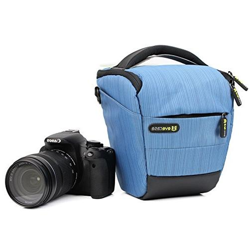 Camera Case Digital SLR / Professional Bag For Compact SLR / DSLR High Blue