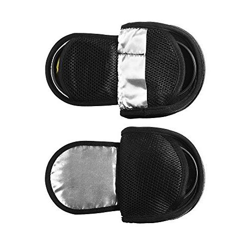 Camera for Round Filters to 82mm,Water-Resistant Lycra Lens Filter