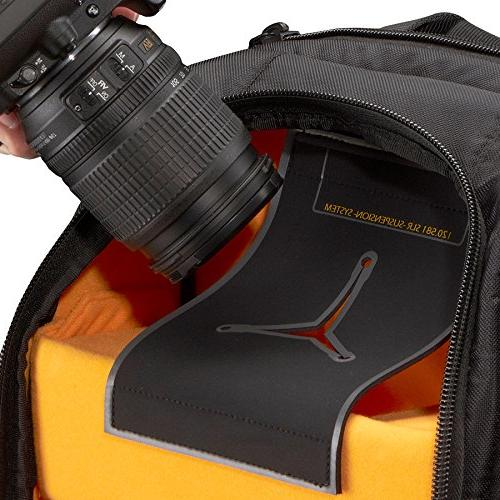 Case Logic Camera and 15.4-Inch Laptop Backpack