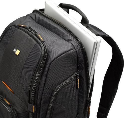 Case Camera and 15.4-Inch Laptop Backpack