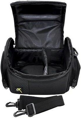 Digi Deluxe Compact Camera Carrying Case Bag For Pentax K-30