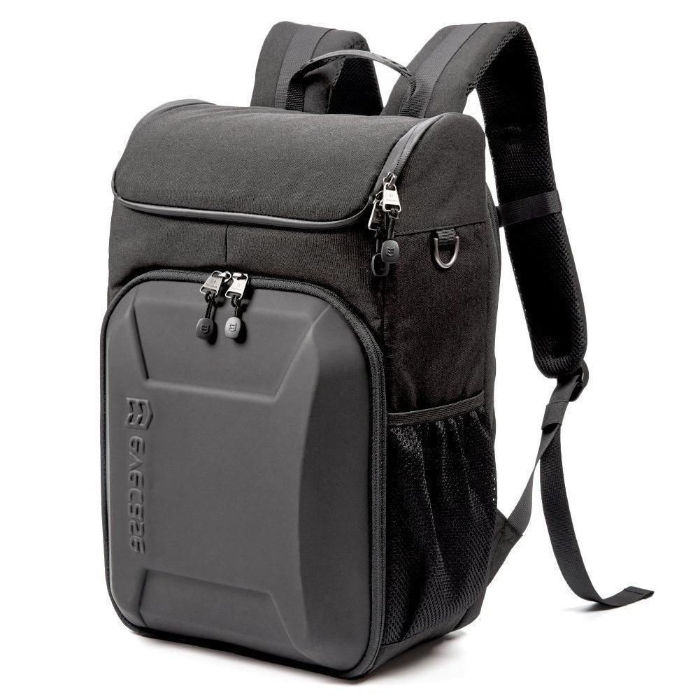 Evecase Hard Shell Camera Backpack with Insert,