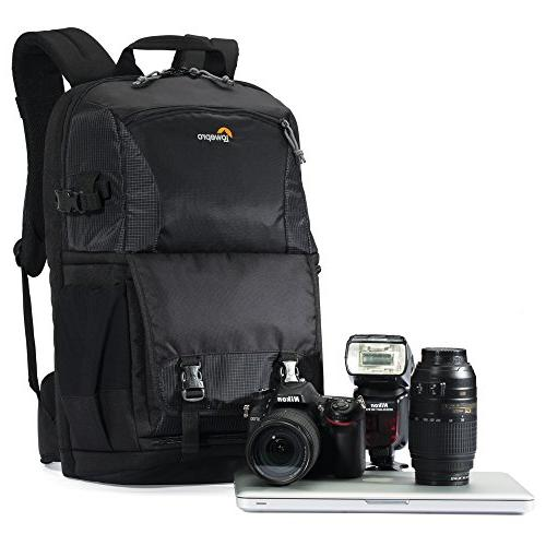 "Lowepro BP AW II - Travel-Ready DSLR and 15"" and Tablet"