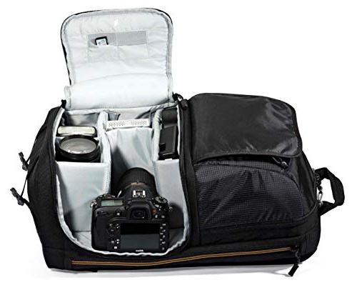 Lowepro 250 AW II Travel-Ready Backpack for Tablet
