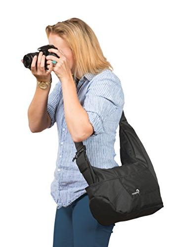 Lowepro DSLR Camera and Bag