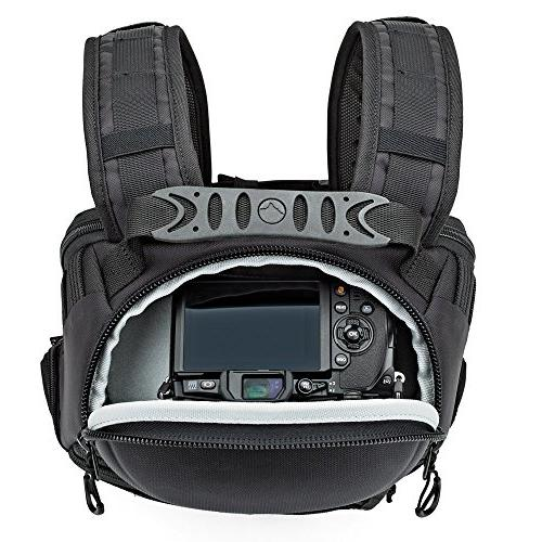 Lowepro BP 250 AW. Backpack Daypack for and DJI Spark Drone.