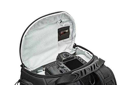 "Lowepro 350 - A Backpack Pro DSLR and 13"" Laptop"
