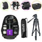 Tripod Backpack Accessory Kit for Canon Rebel T7i T6i T5 T4i