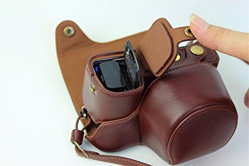 A6000 FullBody Case Cover for A6300 A6000 Opening Version Bag