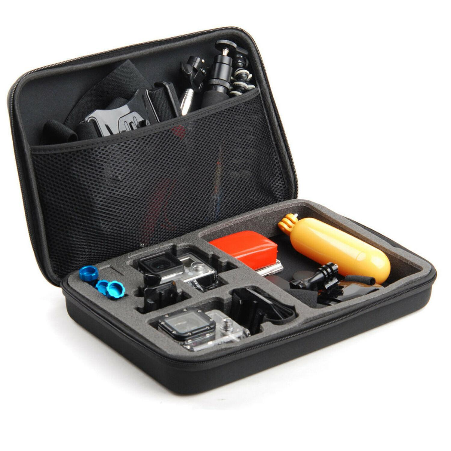 accessories shockproof carrying case for gopro hero