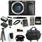 Sony Alpha a6000 Interchangeable Lens Camera Body ILCE-6000/