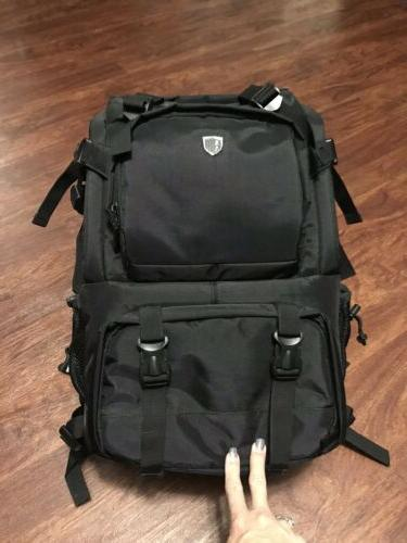 anti theft professional gear backpack for slr