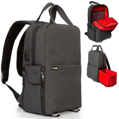 backpack for mirrorless dslr cameras and drones