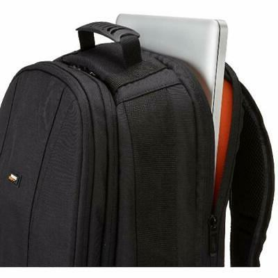 AmazonBasics DSLR And Laptop Bag 13 X 18 Inches, Black