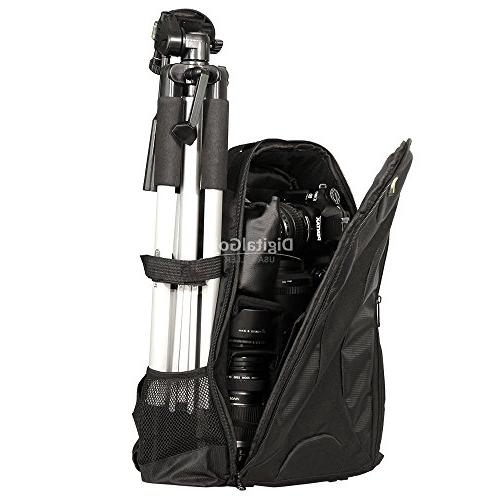 Travel Backpack for Canon Nikon Sony Pentax