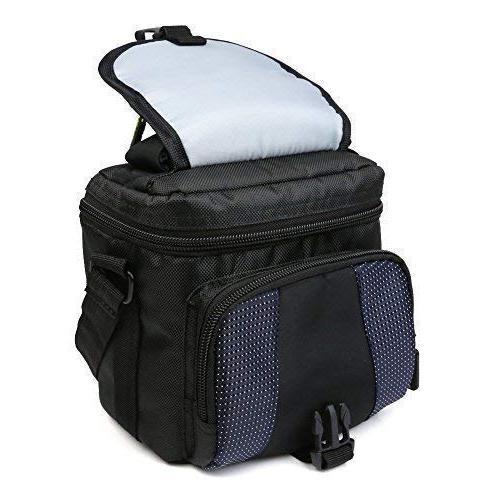 Evecase Shoulder Bag, Crossbody Sony Nikon Canon Instant Lens and More Accessories -