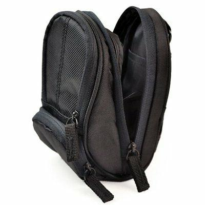 Sony Black LCS-CSU Shoulder Carrying for H T S Camera