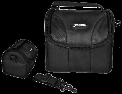 Black Small Padded Camera Case for Canon G16, G5, G7, SX540,