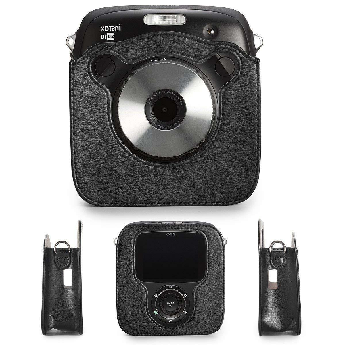 Camera Bag Instax SQ10 Camera Case with Leather