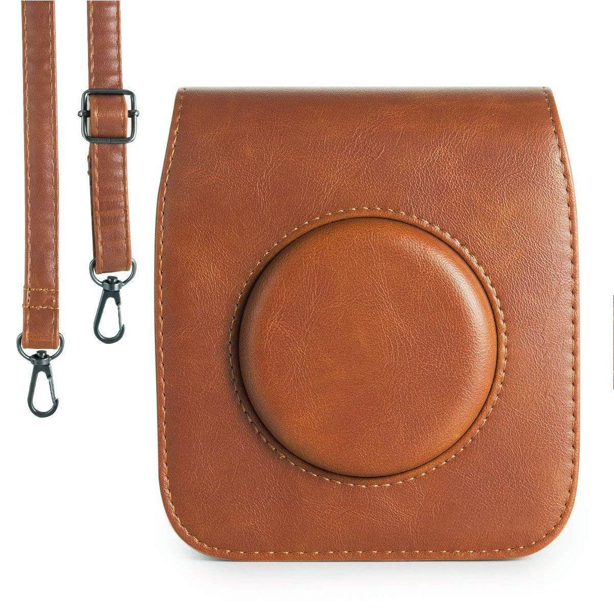 Camera for Instax Square Case Soft Leather