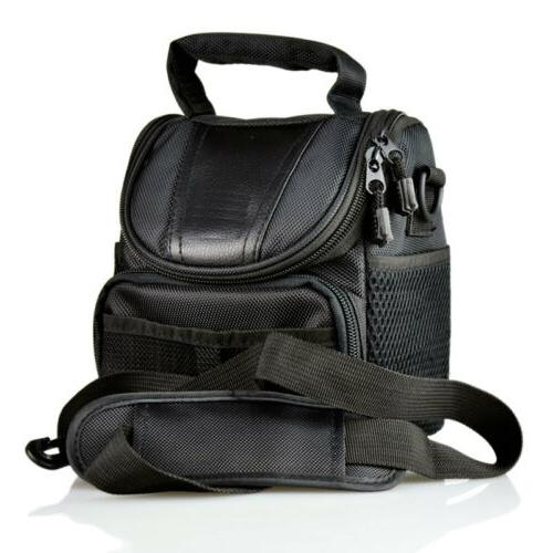 Camera Case Bag For Nikon P610s P900s B700 B500 DSLR D5600 D