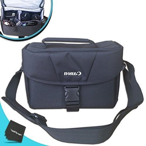 canon well padded case bag