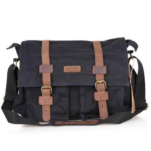 Kattee Canvas DSLR SLR Shoulder