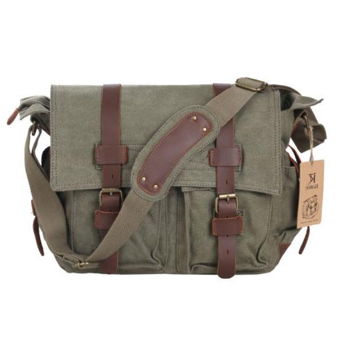 Kattee Cow DSLR SLR Vintage Shoulder
