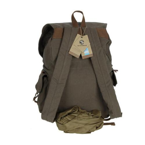 Koolertron Rucksack With Cover Sony Canon Nikon Olympus