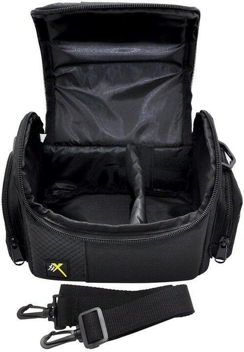 Compact Camera Case Carrying Bag For Sony Alpha A5000 A5100