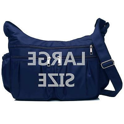 Crossbody Bags for Shoulder Waterproof Travel and