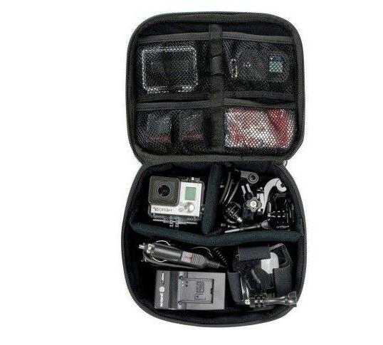 NEW Customizable Padded Travel for Camera &
