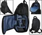 Deluxe Sling Style Shoulder Camera Bag Case For Canon EOS Re