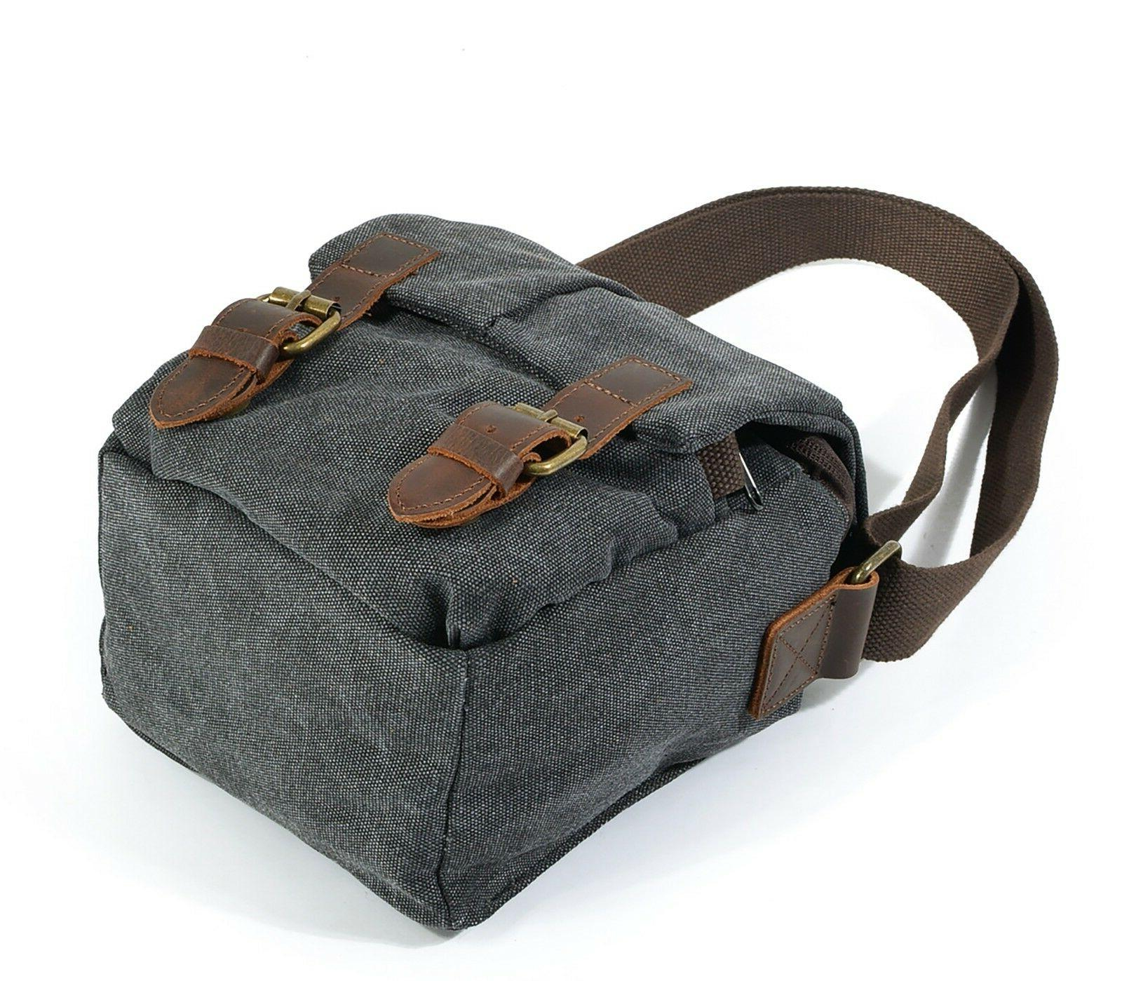 DSLR Shoulder Bag Padded Cases