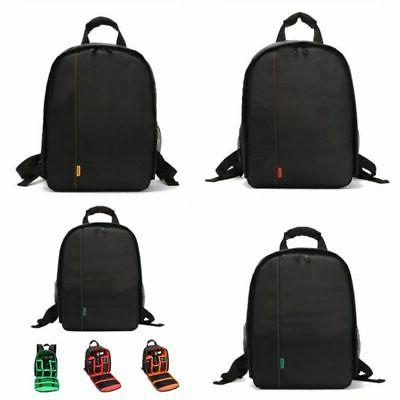 For Canon EOS-Nikon Sony DSLR SLR Camera Backpack Waterproof