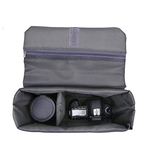 DSLR SLR Insert Bag Shockproof for Bags with Canon and Olympus