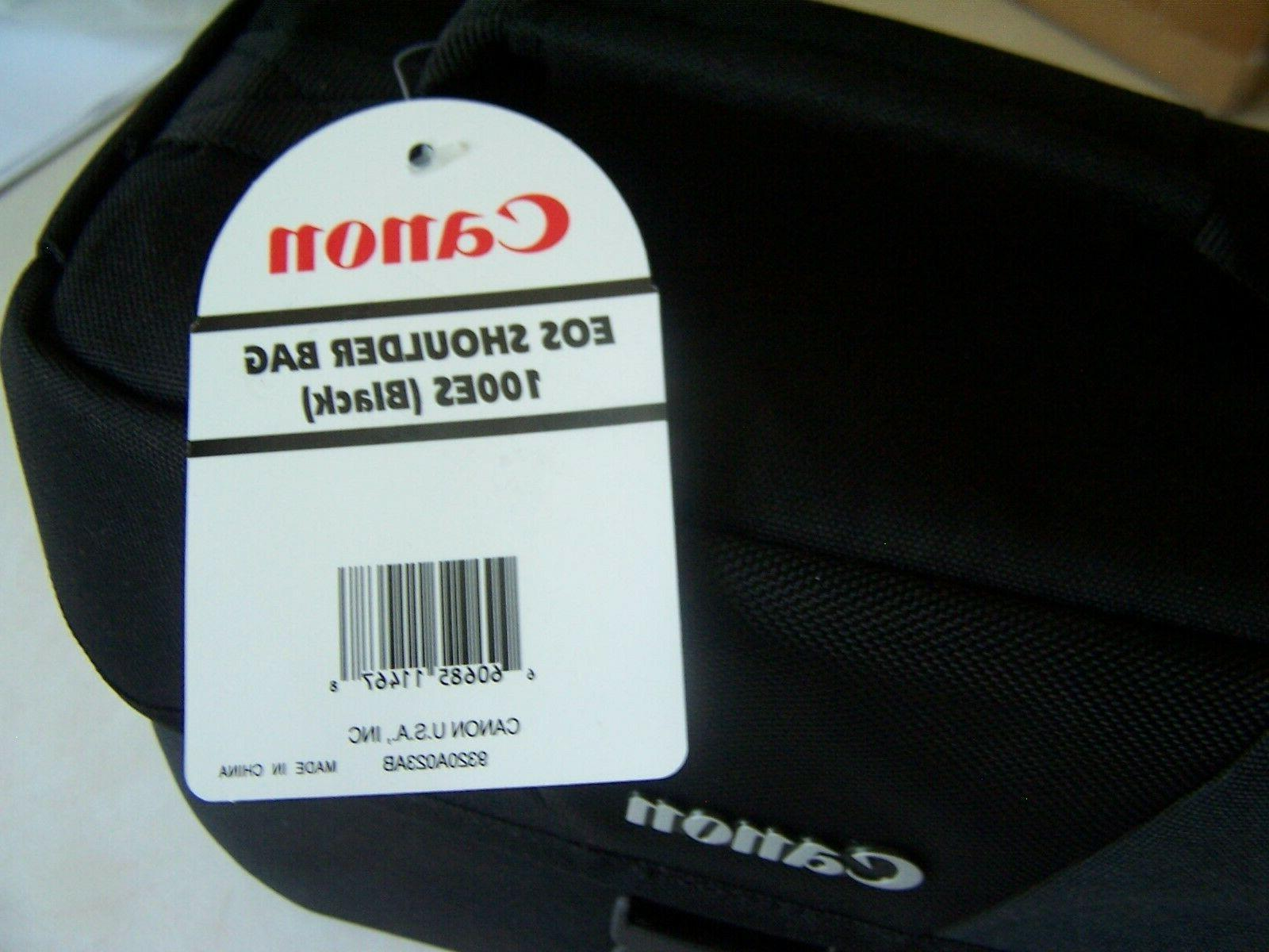 CANON 100ES Black, New with Tag