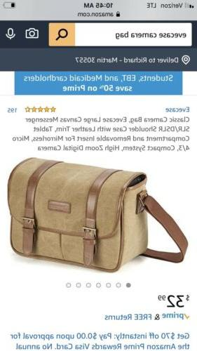 Evecase Bag Shoulder