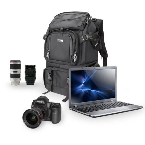 Extra Large Camera/Lens/Laptop w/ Cover