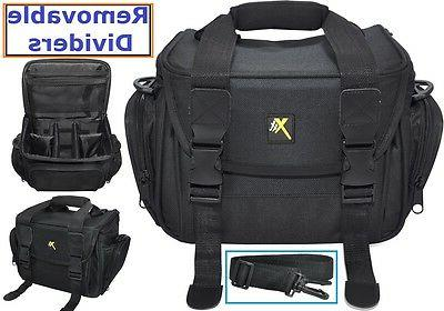 Pro Extremely Durable Camera Carrying Bag Case For Nikon D85